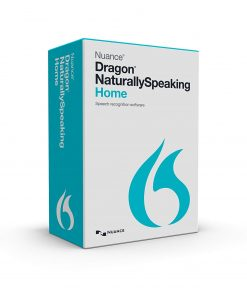 Dragon NaturallySpeaking Home 13