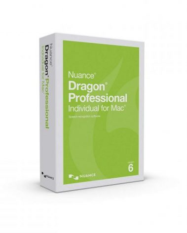 Dragon Professional Individual for Mac 6.0